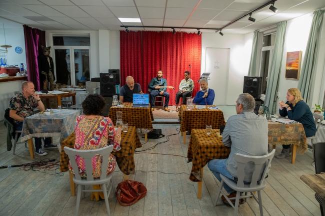De Praatfabriek Podcast: Vierdaagse editie